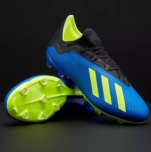 New Adidas Mens x 18.2 FG Soccer Cleats